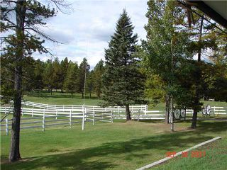 Photo 9: 25 MIN NW OF COCHRANE in COCHRANE: Rural Rocky View MD Residential Detached Single Family for sale : MLS®# C3474326