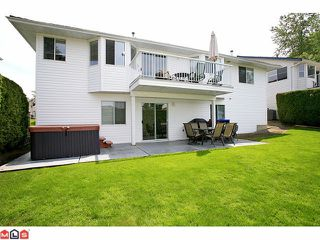 "Photo 10: 3549 PICTON Street in Abbotsford: Abbotsford East House for sale in ""Bateman"" : MLS®# F1114230"