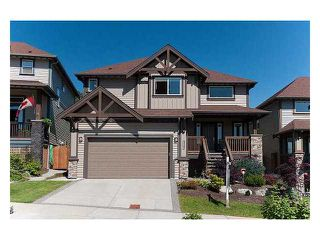 "Photo 1: 13670 229A ST in Maple Ridge: Silver Valley House for sale in ""Silver Ridge"" : MLS®# V946925"