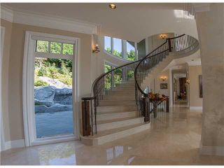 Photo 12: 1325 CAMRIDGE RD in West Vancouver: Chartwell House for sale : MLS®# V1039666