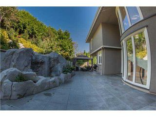 Photo 19: 1325 CAMRIDGE RD in West Vancouver: Chartwell House for sale : MLS®# V1039666