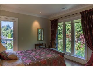 Photo 16: 1325 CAMRIDGE RD in West Vancouver: Chartwell House for sale : MLS®# V1039666