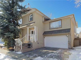 Main Photo: 903 4A Street NW in CALGARY: Sunnyside Residential Detached Single Family for sale (Calgary)  : MLS®# C3603403