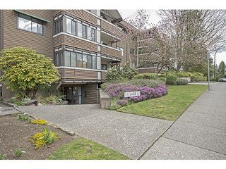 "Photo 1: 309 545 SYDNEY Avenue in Coquitlam: Coquitlam West Condo for sale in ""The Gables"" : MLS®# V1056291"