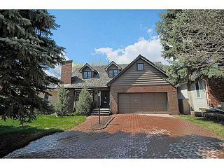 Photo 1: 2609 10 Street SW in Calgary: Mount Royal Residential Detached Single Family for sale : MLS®# C3617180