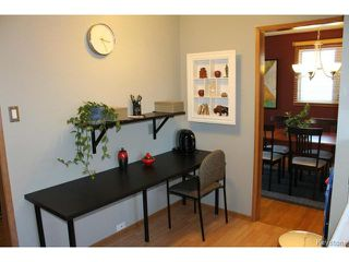 Photo 12: 707 Dale Boulevard in WINNIPEG: Charleswood Residential for sale (South Winnipeg)  : MLS®# 1500242