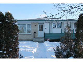 Photo 20: 707 Dale Boulevard in WINNIPEG: Charleswood Residential for sale (South Winnipeg)  : MLS®# 1500242