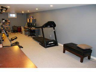 Photo 17: 707 Dale Boulevard in WINNIPEG: Charleswood Residential for sale (South Winnipeg)  : MLS®# 1500242