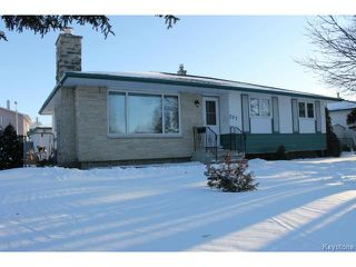 Photo 19: 707 Dale Boulevard in WINNIPEG: Charleswood Residential for sale (South Winnipeg)  : MLS®# 1500242