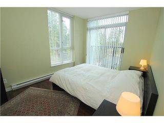 "Photo 11: 502 1178 HEFFLEY Crescent in Coquitlam: North Coquitlam Condo for sale in ""OBELISK"" : MLS®# V1100429"