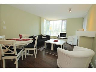 "Photo 2: 502 1178 HEFFLEY Crescent in Coquitlam: North Coquitlam Condo for sale in ""OBELISK"" : MLS®# V1100429"