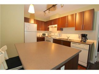 "Photo 4: 502 1178 HEFFLEY Crescent in Coquitlam: North Coquitlam Condo for sale in ""OBELISK"" : MLS®# V1100429"
