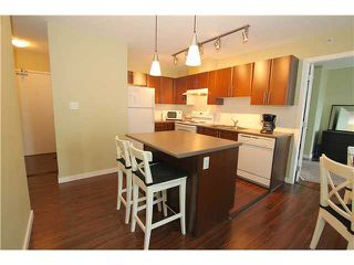 "Photo 5: 502 1178 HEFFLEY Crescent in Coquitlam: North Coquitlam Condo for sale in ""OBELISK"" : MLS®# V1100429"