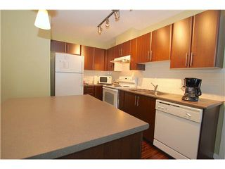 "Photo 6: 502 1178 HEFFLEY Crescent in Coquitlam: North Coquitlam Condo for sale in ""OBELISK"" : MLS®# V1100429"