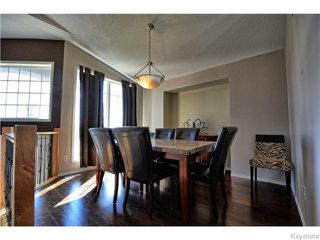 Photo 5: 467 Reg Wyatt Way in WINNIPEG: North Kildonan Residential for sale (North East Winnipeg)  : MLS®# 1522770