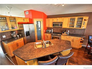Photo 7: 467 Reg Wyatt Way in WINNIPEG: North Kildonan Residential for sale (North East Winnipeg)  : MLS®# 1522770