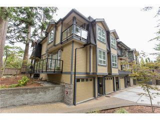 "Photo 2: 1 1486 EVERALL Street: White Rock Townhouse for sale in ""EVERALL POINTE"" (South Surrey White Rock)  : MLS®# F1450870"