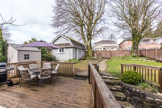 Photo 19: 1725 EIGHTH Avenue in New Westminster: West End NW House for sale : MLS®# R2045502