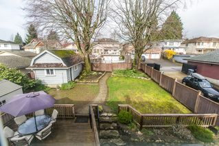 Photo 17: 1725 EIGHTH Avenue in New Westminster: West End NW House for sale : MLS®# R2045502