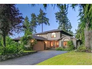 Photo 1: 4971 Highgate Rd in VICTORIA: SE Cordova Bay House for sale (Saanich East)  : MLS®# 737511