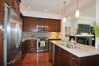 "Photo 4: 46 11461 236 Street in Maple Ridge: Cottonwood MR Townhouse for sale in ""TWO BIRDS"" : MLS®# R2110903"