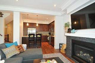 "Photo 6: 46 11461 236 Street in Maple Ridge: Cottonwood MR Townhouse for sale in ""TWO BIRDS"" : MLS®# R2110903"