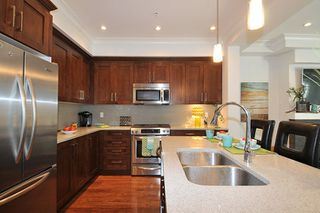 "Photo 5: 46 11461 236 Street in Maple Ridge: Cottonwood MR Townhouse for sale in ""TWO BIRDS"" : MLS®# R2110903"