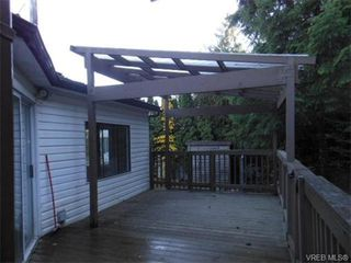 Photo 10: B37 920 Whittaker Rd in MALAHAT: ML Malahat Proper Manufactured Home for sale (Malahat & Area)  : MLS®# 745085