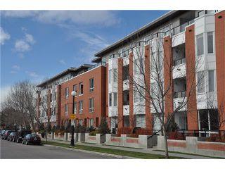 Photo 32: 407 830 CENTRE Avenue NE in Calgary: Bridgeland/Riverside Condo for sale : MLS®# C4091993