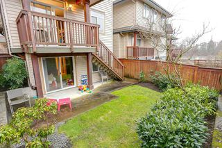 "Photo 19: 29 2287 ARGUE Street in Port Coquitlam: Citadel PQ House for sale in ""CITADEL LANDING"" : MLS®# R2145535"