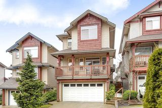 "Photo 1: 29 2287 ARGUE Street in Port Coquitlam: Citadel PQ House for sale in ""CITADEL LANDING"" : MLS®# R2145535"