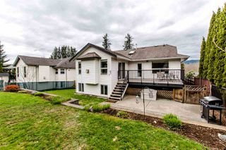 Photo 18: 33146 CHERRY Avenue in Mission: Mission BC House for sale : MLS®# R2156443