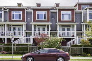 Photo 1: 8 4388 MONCTON Street in Richmond: Steveston South Townhouse for sale : MLS®# R2157662