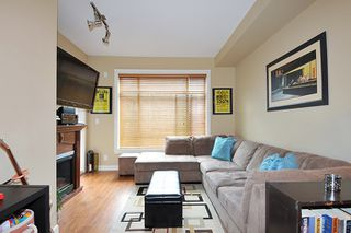 "Photo 4: 252 8328 207A Street in Langley: Willoughby Heights Condo for sale in ""YORKSON CREEK"" : MLS®# R2159516"
