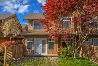 "Photo 27: 2 5201 OAKMOUNT Crescent in Burnaby: Oaklands Townhouse for sale in ""HARLANDS"" (Burnaby South)  : MLS®# R2161248"