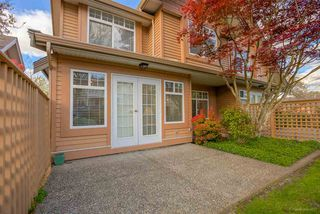 "Photo 26: 2 5201 OAKMOUNT Crescent in Burnaby: Oaklands Townhouse for sale in ""HARLANDS"" (Burnaby South)  : MLS®# R2161248"