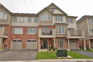 Photo 1: 564 Attenborough Terrace in Milton: Willmont House (3-Storey) for sale : MLS®# W3799819