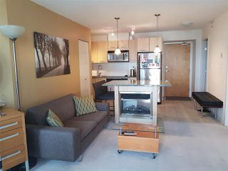 "Photo 1: 1405 1199 SEYMOUR Street in Vancouver: Downtown VW Condo for sale in ""THE BRAVA"" (Vancouver West)  : MLS®# R2198430"