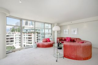 Photo 4: 709 990 BEACH AVENUE in Vancouver: Yaletown Condo for sale (Vancouver West)  : MLS®# R2187799