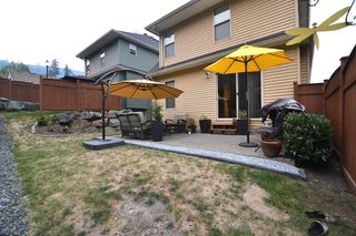 """Photo 17: 14 36169 LOWER SUMAS MTN Road in Abbotsford: Abbotsford East Townhouse for sale in """"Junction Creek"""" : MLS®# R2202581"""