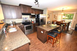 """Photo 5: 14 36169 LOWER SUMAS MTN Road in Abbotsford: Abbotsford East Townhouse for sale in """"Junction Creek"""" : MLS®# R2202581"""
