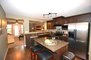 """Photo 4: 14 36169 LOWER SUMAS MTN Road in Abbotsford: Abbotsford East Townhouse for sale in """"Junction Creek"""" : MLS®# R2202581"""