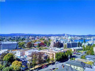 Photo 2: 1401 647 Michigan St in VICTORIA: Vi James Bay Condo Apartment for sale (Victoria)  : MLS®# 770846