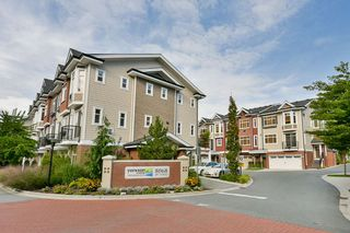 Main Photo: 86 8068 207 STREET in Langley: Willoughby Heights Townhouse for sale : MLS®# R2208378