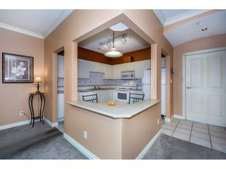 "Photo 4: 207 34101 OLD YALE Road in Abbotsford: Central Abbotsford Condo for sale in ""Yale Terrace"" : MLS®# R2219162"