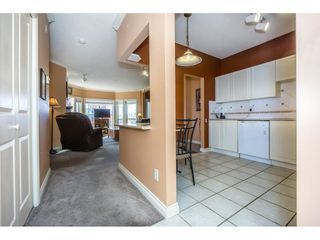 "Photo 3: 207 34101 OLD YALE Road in Abbotsford: Central Abbotsford Condo for sale in ""Yale Terrace"" : MLS®# R2219162"