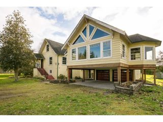 "Photo 1: 2630 WESTHAM ISLAND Road in Ladner: Westham Island House for sale in ""Westham Island"" : MLS®# R2222466"