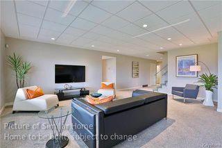 Photo 20: 6 Ike Kraut Place in Winnipeg: Tuxedo Residential for sale (1E)  : MLS®# 1800678