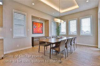 Photo 8: 6 Ike Kraut Place in Winnipeg: Tuxedo Residential for sale (1E)  : MLS®# 1800678