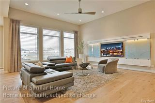 Photo 6: 6 Ike Kraut Place in Winnipeg: Tuxedo Residential for sale (1E)  : MLS®# 1800678